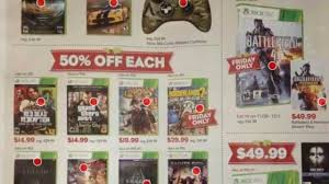 wii u black friday 2014 gamestop black friday ad 2013 ps4 xbox one xbox 360 ps3 wii u