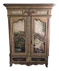 thomasville ernest hemingway parish collection armoire chairish