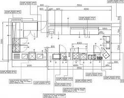 Open Office Floor Plan Layout by Kitchen Restaurant Open Floor Plan Uotsh