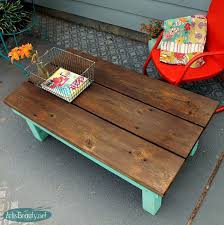 diy outdoor coffee table diy vintage inspired farmhouse style coffee table deckedout hometalk