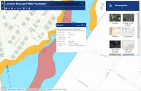 Fema Interactive Flood Map Borough Maps Lansdale Borough Pa Official Website
