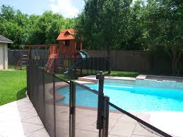 pool safety fences gallery pool leaf u0026 safety covers