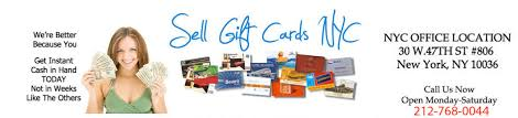 buys gift cards sell gift cards nyc gift card buyers in new york city