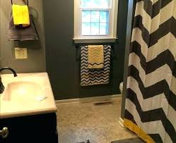 yellow bathroom decorating ideas yellow and gray bathroom ideas cafedream info