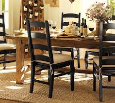 Pottery Barn Dining Room Furniture Pottery Barn Dining Room Chairs Pb Classic Dining Chair Cushion
