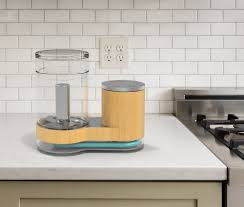 eco friendly and sustainable 3 piece kitchen appliance design by