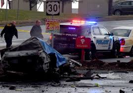 worst bugatti crashes 3 killed 5 injured in multi vehicle crash in north versailles