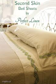 bed sheets review a good night s sleep with perfect linens