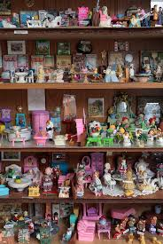 boasts collection of mini dolls house ornaments in