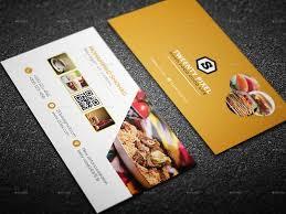 food business cards templates free danielpinchbeck net