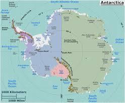 World Map Regions by Antarctica Atlas Antarctica Maps Antarctica Region Maps