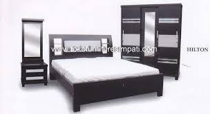 Ranjang Procella kamar set dewasa toko kasur bed murah simpati furniture