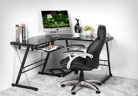 L Corner Desk 10 Best Corner Computer Desk Table For Graphic Designers