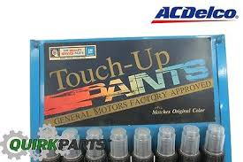 oem gm acdelco 4 in one touch up paint berlin blue metallic rpo