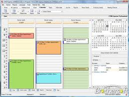Free Excel Crm Template Free Crm Express Standard Edition Crm Express Standard