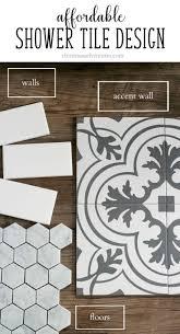 best ideas about shower tiles pinterest master affordable bathroom tile designs