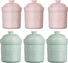 kitchen tea coffee sugar canisters gorgeous shabby chic tea coffee sugar jars co uk kitchen