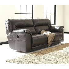 Power Recliner Sofa Reviews Bryant Ii Leather Power Reclining Sofa Reviews Seat Chocolate For