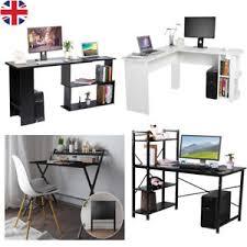 Pc Corner Desk L Shape Designer Computer Corner Desk Pc Study Table Home Office