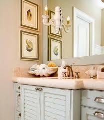 Good Beach Bathroom Decor And Sea Bathroom Decor Seashell Themed