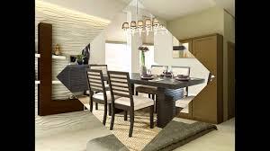 contemporary modern dining room design in kerala trends ideas room