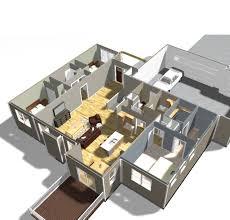 augusta 3d floor plan rear fairbanks design build remodeling
