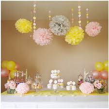 Homemade Party Decorations by 3pcs 20
