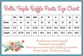 bella triple ruffle pants herb u2013 pearls and piggytails