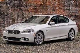 bmw 5 series for sale used used 2016 bmw 5 series sedan pricing for sale edmunds
