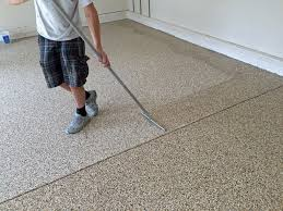 Cool Garage Floors by Cool Diy Garage Floor Coating Diy Biji Us