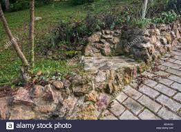 garden walls stone garden walls stock photos u0026 garden walls stock images alamy