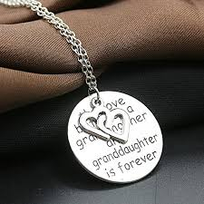 grandmother and granddaughter necklaces online get cheap grandmother necklace pendant aliexpress