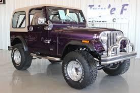 cj jeep 1980 jeep cj triple f automotive