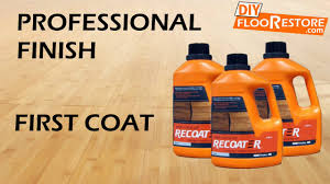 diy how to refinish a wood floor without sanding