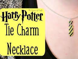 tie pendant necklace images Harry potter tie necklace crafty amino jpg