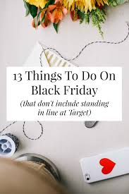 black friday target line 13 fun interesting things to do on black friday