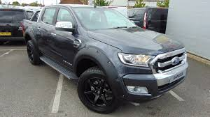 ford ranger limited 2 2 used 2017 ford ranger cab limited 2 3 2 tdci 200ps 4x4 with