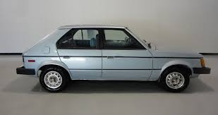 1980s dodge cars 1988 dodge omni this is the car i want to get got to