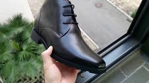 chamaripa shoes height increasing men dress boots 2 95 inches