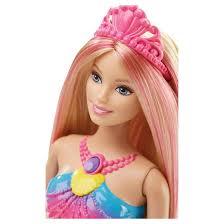barbie rainbow lights mermaid doll target