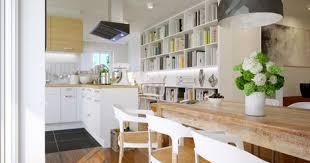 faire une cuisine ouverte cuisine ouverte salon attrayant salon et cuisine ouverte dilemme