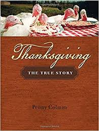 thanksgiving the true story 9780805082296