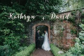 wedding arch northern ireland kathryn david larchfield estate and wedding