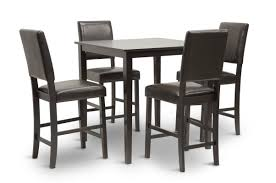 wholesale interiors baxton studio 5 piece counter height dining