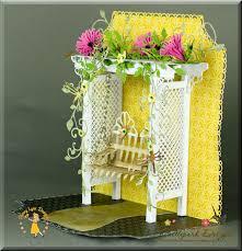 garden arbor swing cheery lynn designs inspiration blog