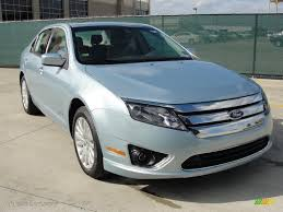 steel blue metallic ford fusion 2011 light blue metallic ford fusion hybrid 41237843