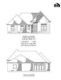 house plans 2 bedroom 2 bath ranch elegant designs bedroom house