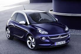 opel adam interior vwvortex com new opel adam first pics