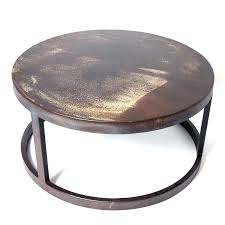 round industrial side table round coffee tables for sale round industrial coffee table coffee
