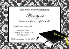 Party Invitation Card Template Free Printable Graduation Party Invitation Templates 2014 First